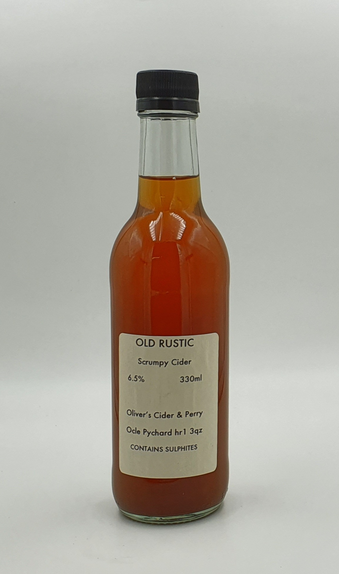 OLD RUSTIC CIDER (330ml) 6.5%Home